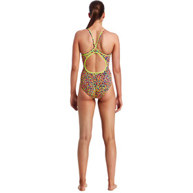 Funkita Diamond Back One Piece Swimsuit Ladies Fireworks